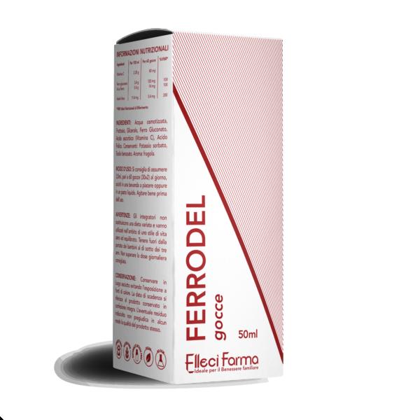 Ferrodel Gocce 50 ml