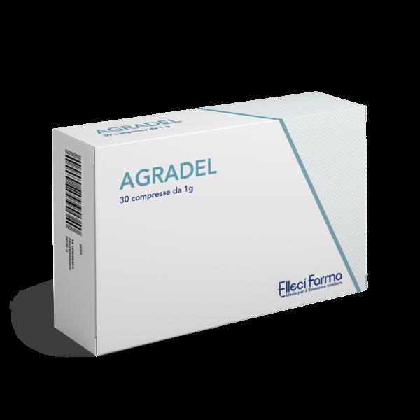 Agradel 30 Compresse 1 g