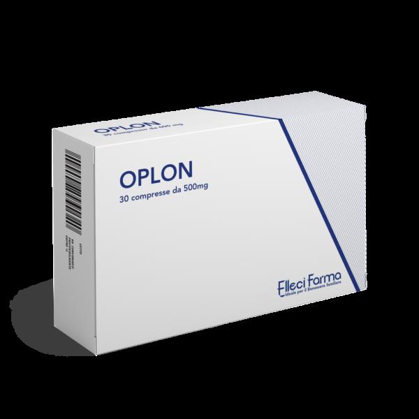 Oplon 30 Compresse 500 mg