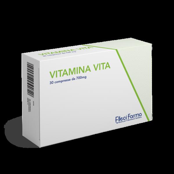 Vitamina Vita 30 compresse 700 mg