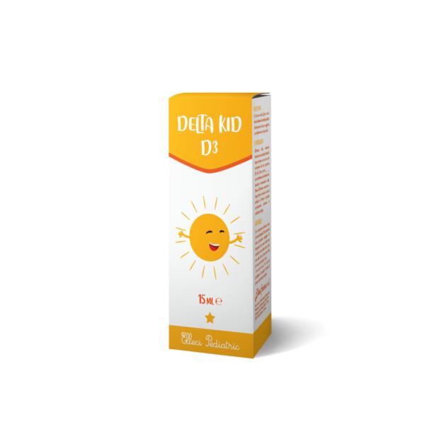 Delta kid D3 15 ml