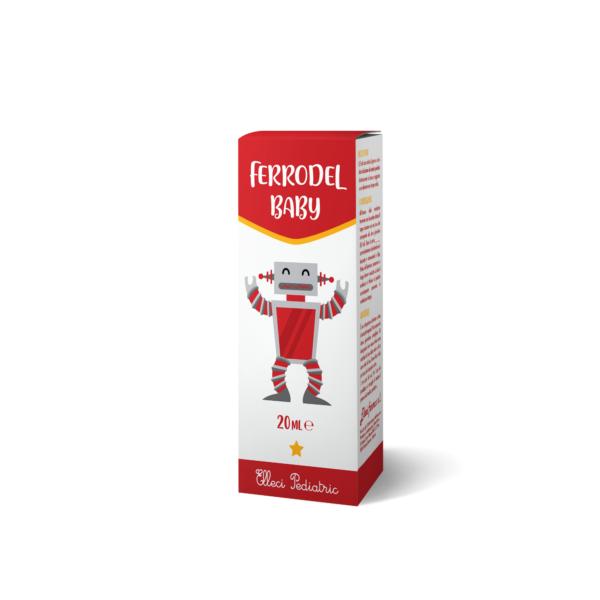 Ferrodel Baby gocce 20 ml