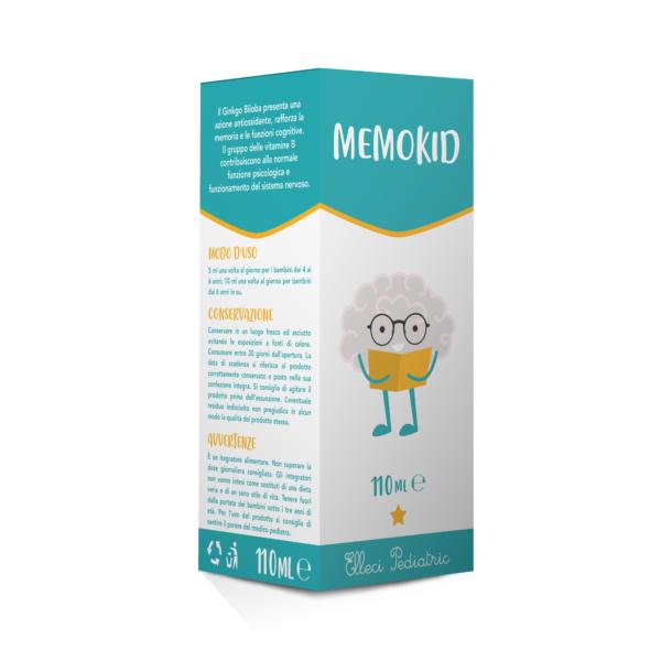 Memokid sciroppo 110 ml