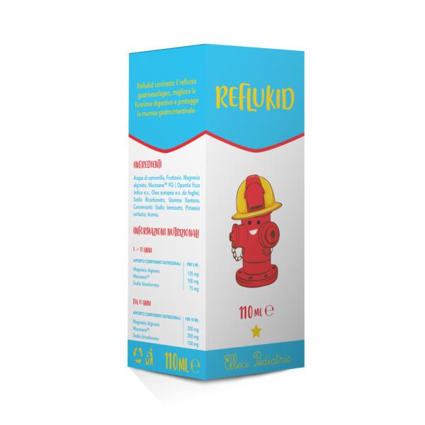 Reflukid sciroppo 110 ml