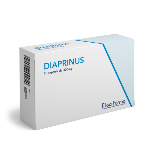 Diaprinus 30 Capsule 300 mg